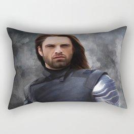 Soldier Winter (Infinity War) Rectangular Pillow