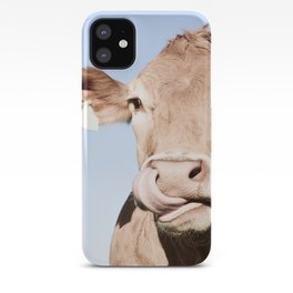 Holy cow iPhone Case