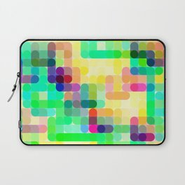 Re-Created Cypher 5.0 by Robert S. Lee Laptop Sleeve