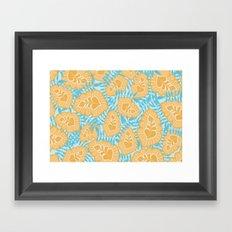 Sunny Tropics 2 Framed Art Print