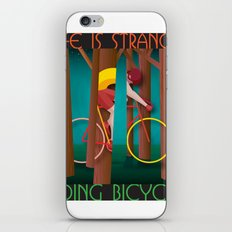 Life is strange, riding bicycle iPhone & iPod Skin