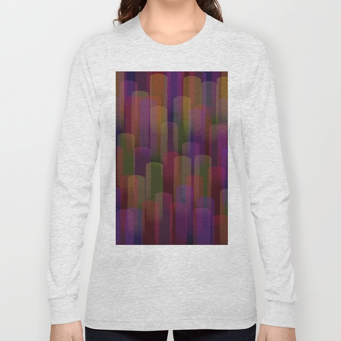 Abstract 101 Long Sleeve T-shirt