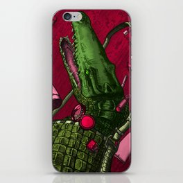Not Your Purse iPhone Skin