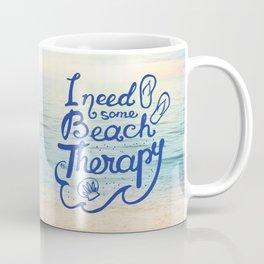 I need some Beach Therapy Coffee Mug