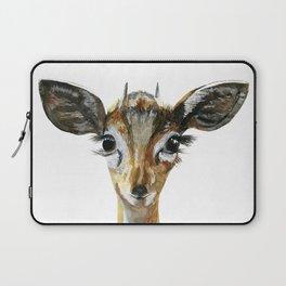 Deer Woodland Animal Baby Laptop Sleeve