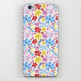 My Little Garden tropical iPhone Skin