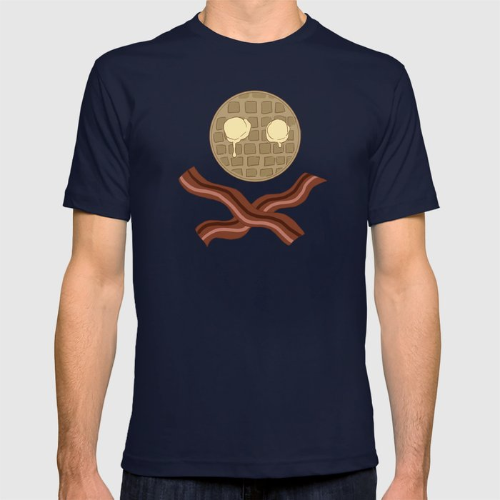 Waffle Roger T-shirt