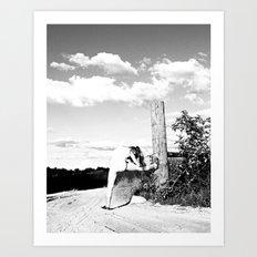 Perseverance {Ballerina Project Preview} Art Print
