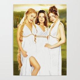 Charmed Goddesses Poster