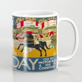 Vintage poster - Derby Day Coffee Mug