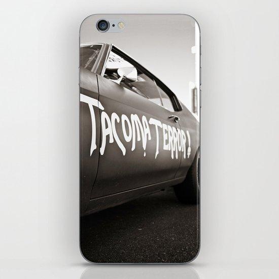 Local terrorist iPhone & iPod Skin