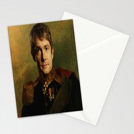 Soldier John Watson Stationery Cards