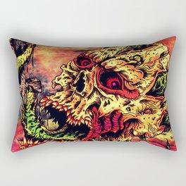 Nefarious Rectangular Pillow
