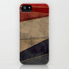 Contemporia 4 iPhone Case