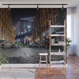 DUMBO, New York City Wall Mural