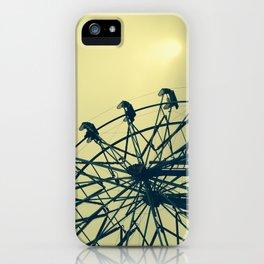 Save Ferris iPhone Case