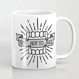 No Fangs Coffee Mug