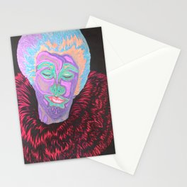 Clownin' Around at the Rose Room Stationery Cards
