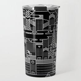 TOKYO BY NIGHT Travel Mug