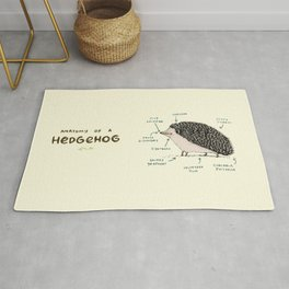 Anatomy of a Hedgehog Rug