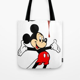 The Poorly Mouse Tote Bag