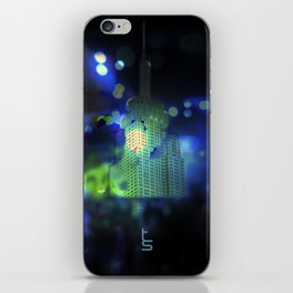 Urban Magic I iPhone Skin