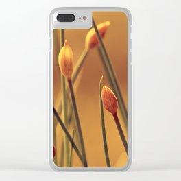 Allium 175 Clear iPhone Case