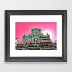 PAR#6581 Framed Art Print