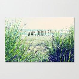 Endless Summer Wanderlust Canvas Print