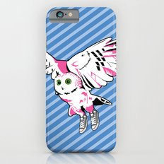 Owl w/ sneakers iPhone 6s Slim Case