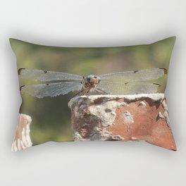 The Resting Dragon (alternate) Rectangular Pillow