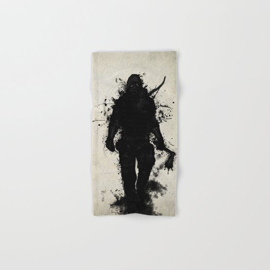 Apocalypse Hunter Hand & Bath Towel