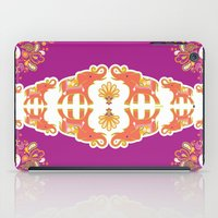 india iPad Cases featuring India by ASerpico Designs