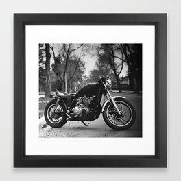 Yamaha Framed Art Print