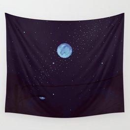 Midnight Wall Tapestry