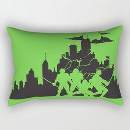 TMNT: Big Apple 3AM Rectangular Pillow