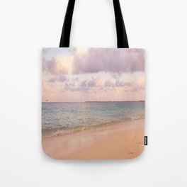 Dreamy Beach View Tote Bag