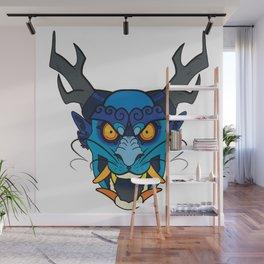 ONI RYU AO Wall Mural