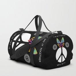 butterfly weekend Duffle Bag