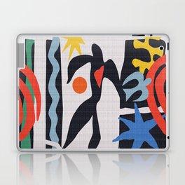 inspired to Matisse (black) Laptop & iPad Skin