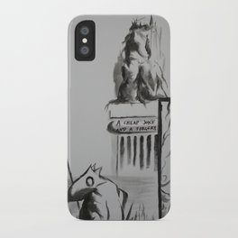 A Cheap Joke and a Forgery iPhone Case