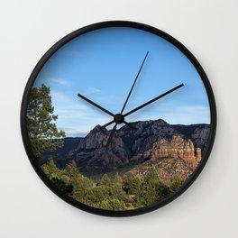 Adobe Jack Trail View, No. 1 Wall Clock