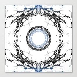 Ice Portal Canvas Print
