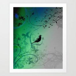 """Balance"" Art Print"