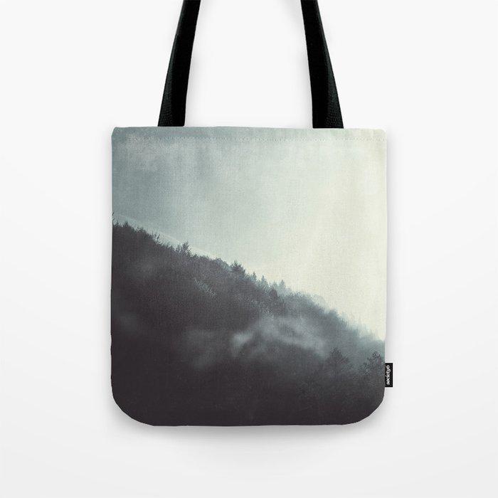 Damp Wilderness Tote Bag