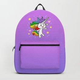 Magical Rainbow Unicorn Backpack