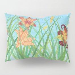 Lilly Garden Pillow Sham