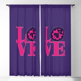 Love GioGio - Jojo Part 5 Blackout Curtain