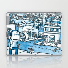 20x20 - On With, 2007 Laptop & iPad Skin