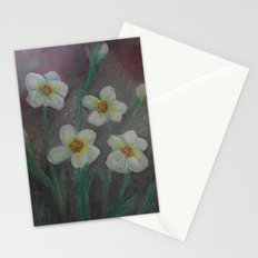 Forget-Me-Never Stationery Cards